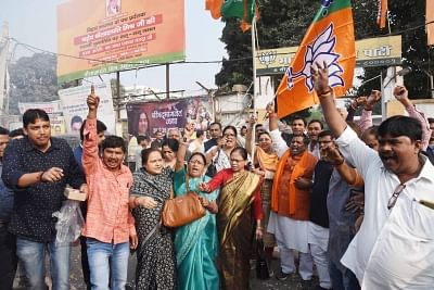 Jharkhand polls could see opposition alliance go past BJP tally