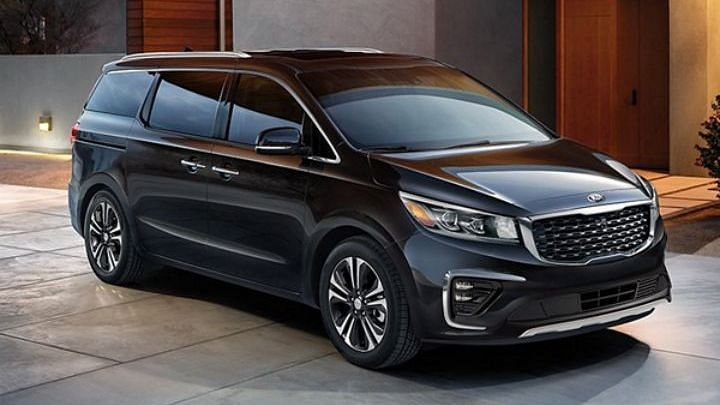 The Kia Carnival is likely to be the next offering from Kia in India.