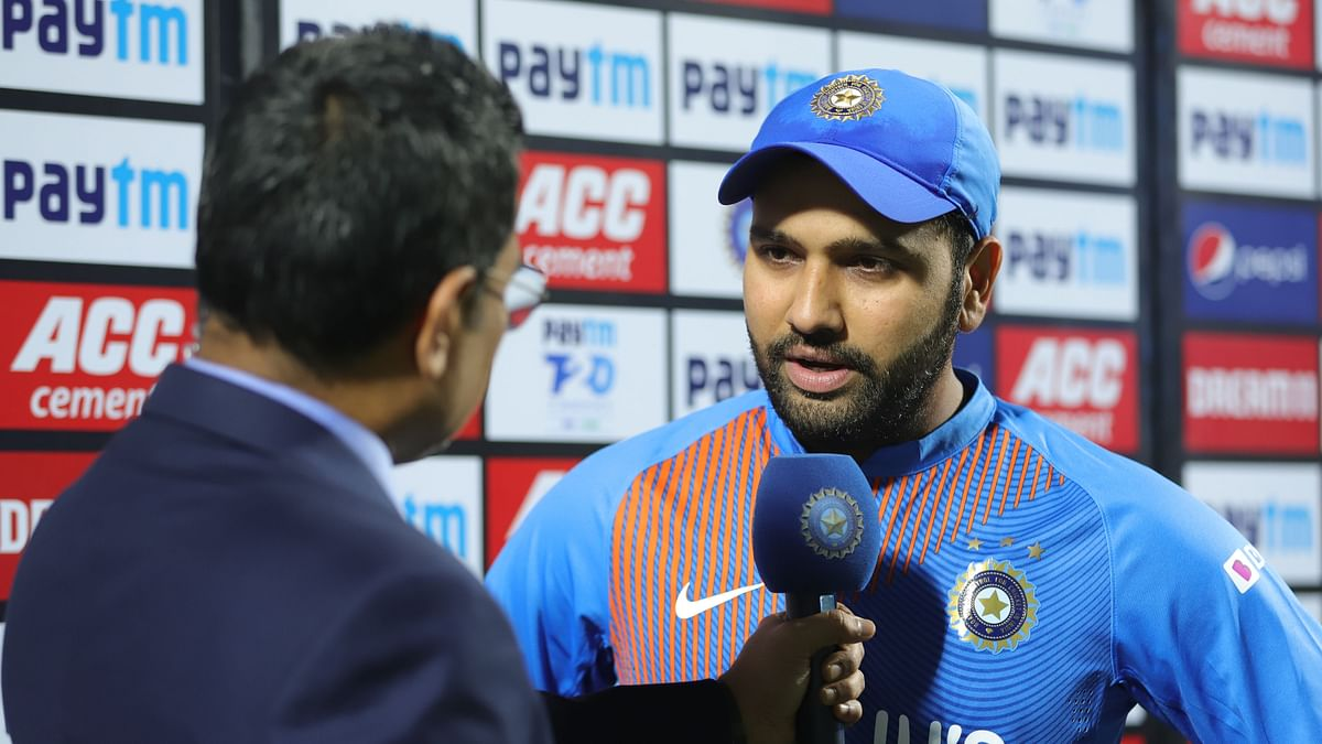 Rohit Sharma gave credit to Bangladesh for winning it in a convincing manner.