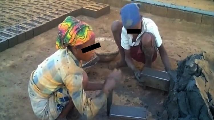 Over 32 bonded labourers including 12 minors were rescued from a brick-kiln manufacturing unit at Kanumpalli cross in Garladinne of Anantapur district in Andhra Pradesh.