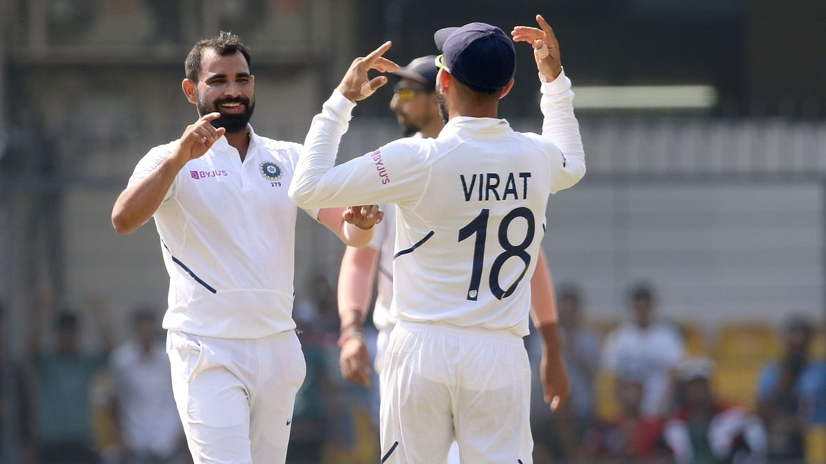 Indore Test: Indian Pacers Reduce Bangladesh to 63/3 at Lunch