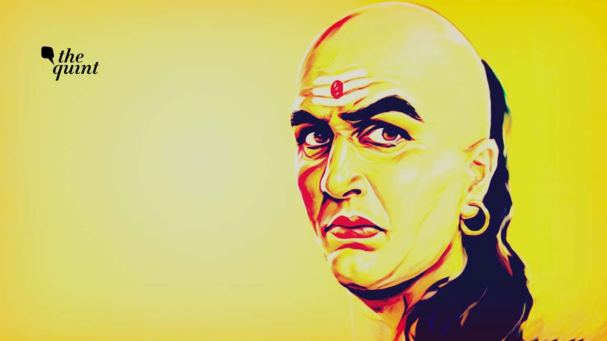 Image of Chanakya used for representational purposes.