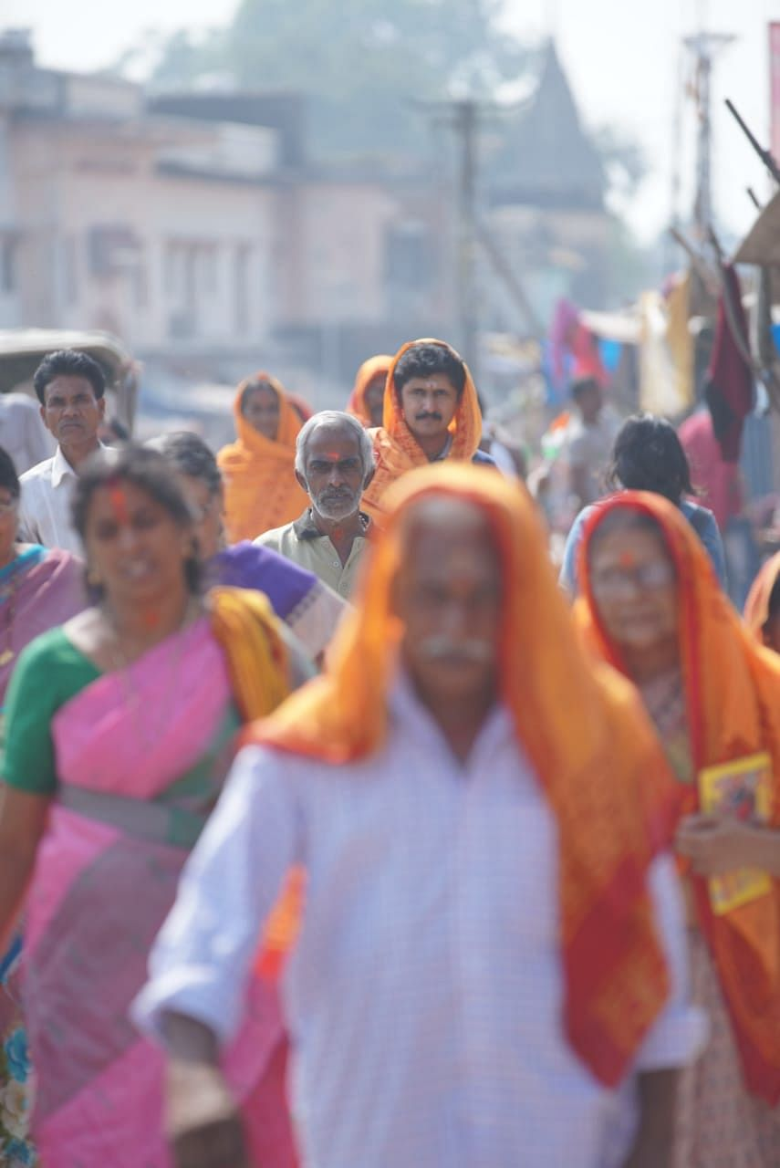 Ayodhya's D-Day: Hindus Rejoice Mandir, Muslims Feel 'Betrayed'