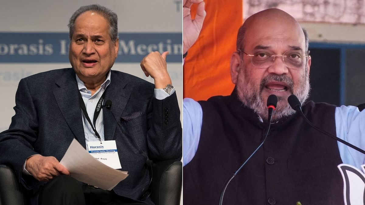 'You're Creating an Environment of Fear': Rahul Bajaj to Amit Shah
