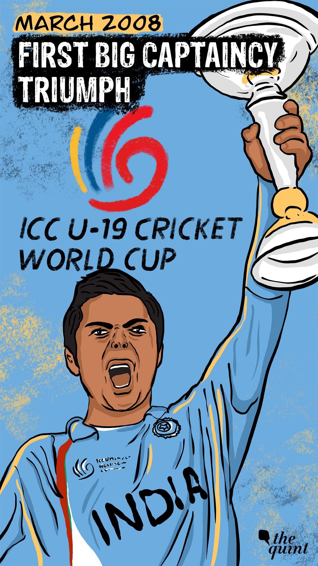 Happy Birthday, Virat! The Delhi Boy Who Became Cricket 'King'