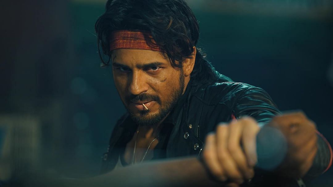 Sidharth Malhotra in <i>Marjaavaan</i>, which releases on 15 November.