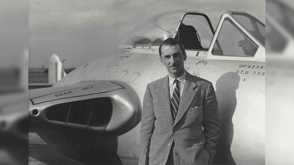 JRD Tata: The Aviation Pioneer Who Gave India Its First Airline