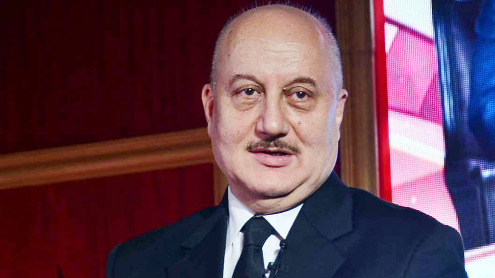 Anupam Kher shares his views on PM Modi and Article 370.