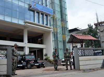 Guwahati: Security beefed up outside National Register of Citizen (NRC) state coordinator