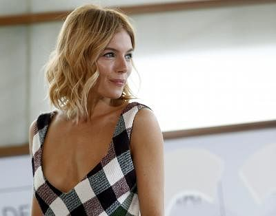 US actress/cast member Sienna Miller poses during the photocall of the film