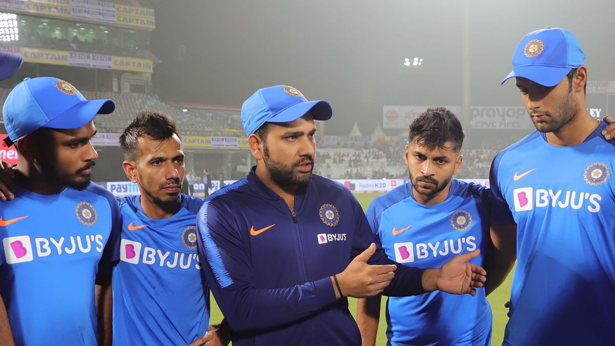 Rohit Sharma said his side was guilty of too many lapses in the field which gave Bangladesh their first T20I victory against India.