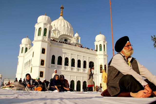 Kartarpur Sahib holds a special place for the Sikhs.