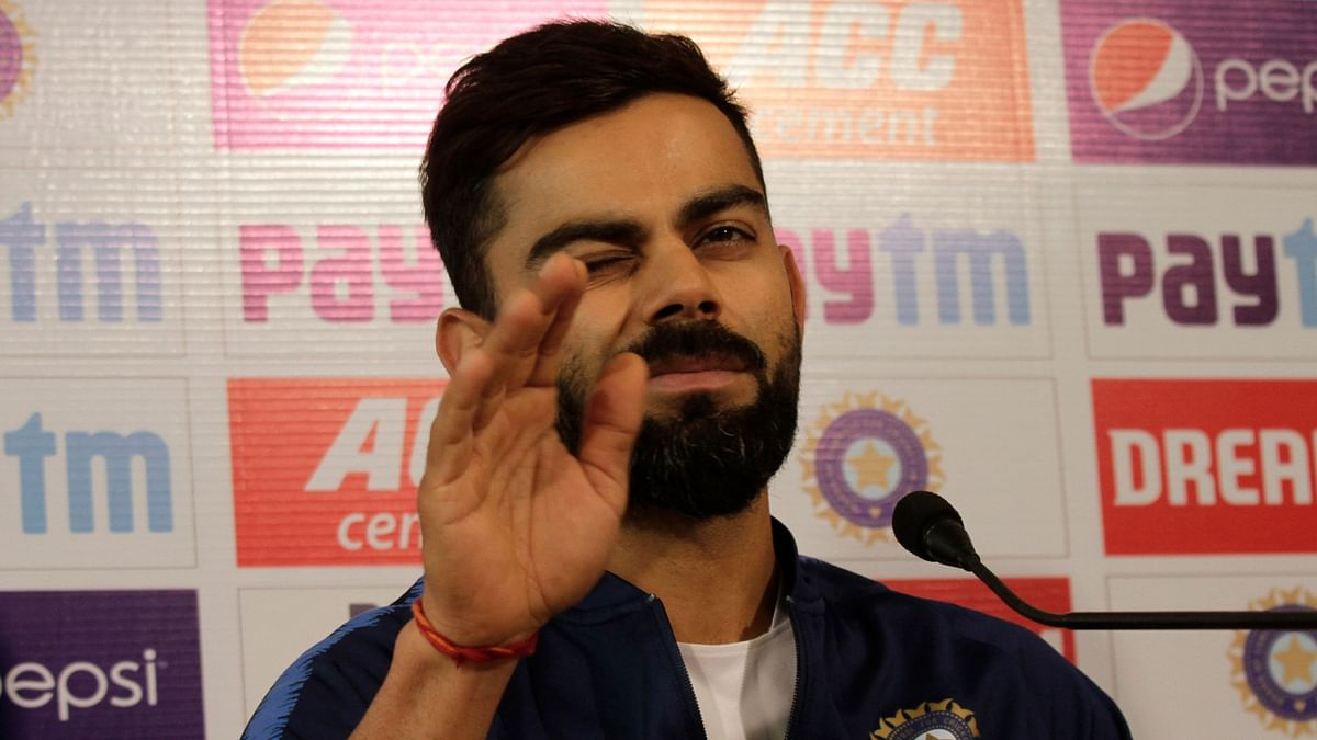Will Play D/N Test in Aus Only if There's a Practice Game: Kohli