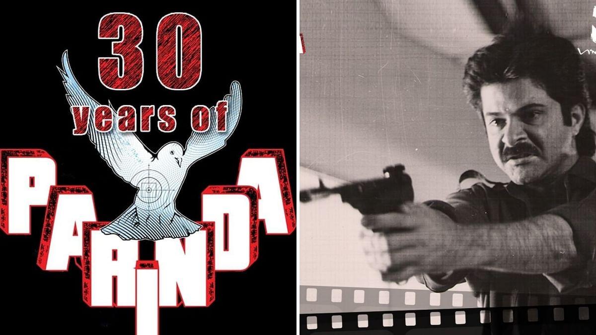Anil Kapoor, Jackie Shroff Recall Memories on 30 years of <i>Parinda.</i>
