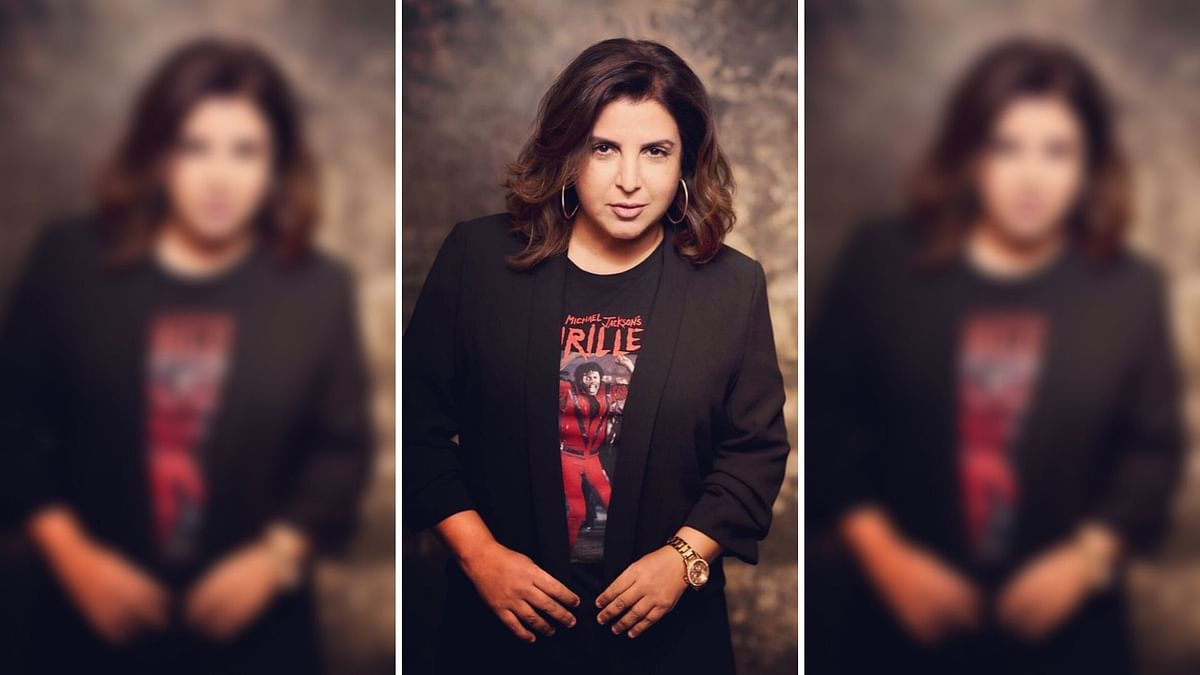 Farah Khan says that the film industry is not male-dominated.