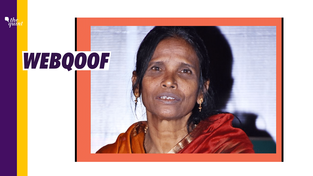 Several social media users falsely claimed that Ranu Mondal demanded a land for a church in Ayodhya.