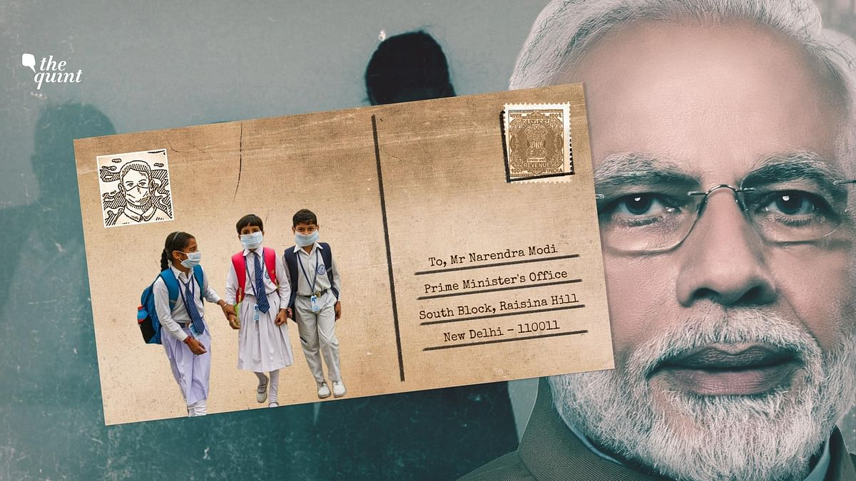 Postcards to PM: Delhi Children Ask For Fresh Air to Breathe