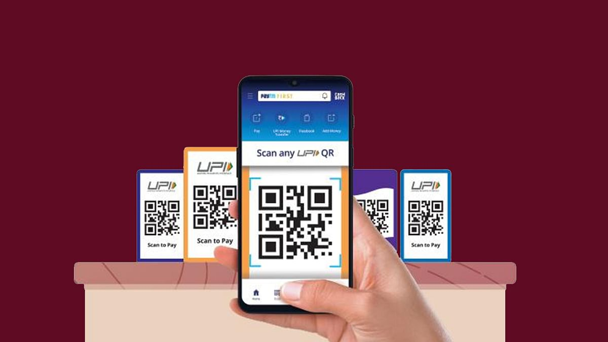 Paytm Now Lets You Make Payments on Mobile with Any UPI QR Code