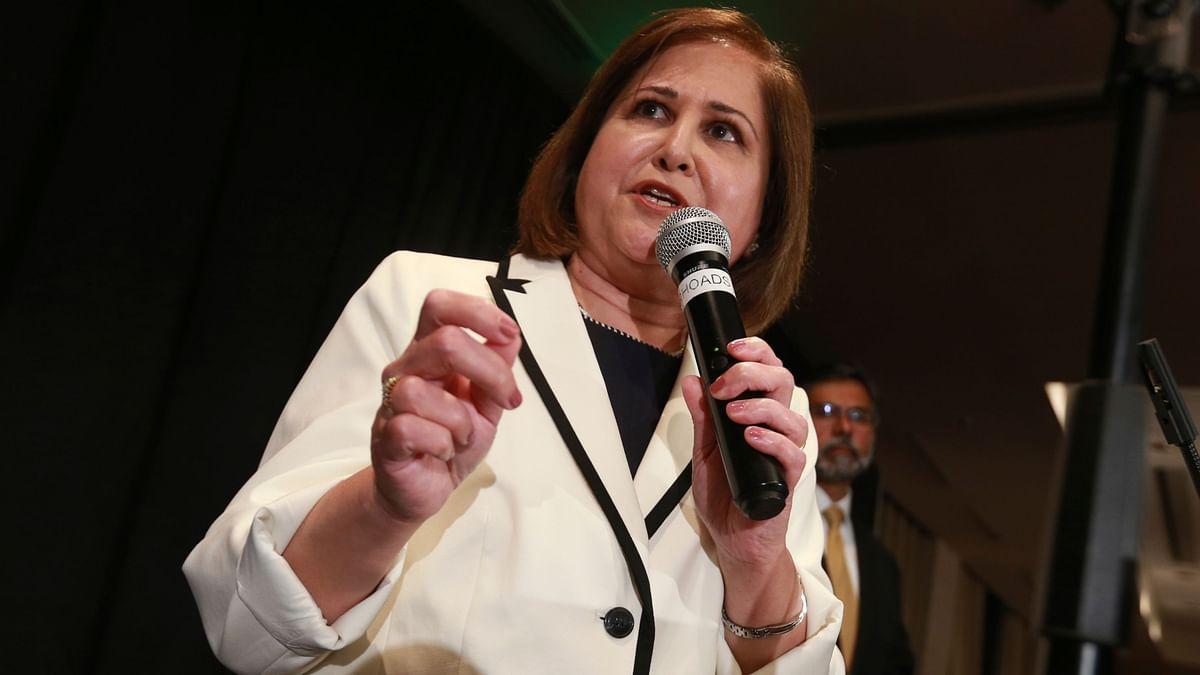 Ghazala Hashmi, First Muslim Woman to Win  Virginia Senate Polls