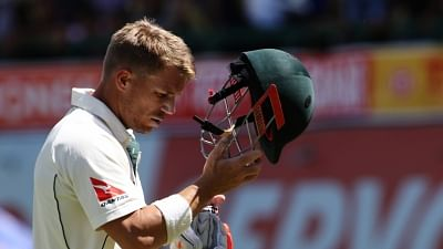 David Warner has been named him in the Australia squad for the Sydney and Brisbane Tests.