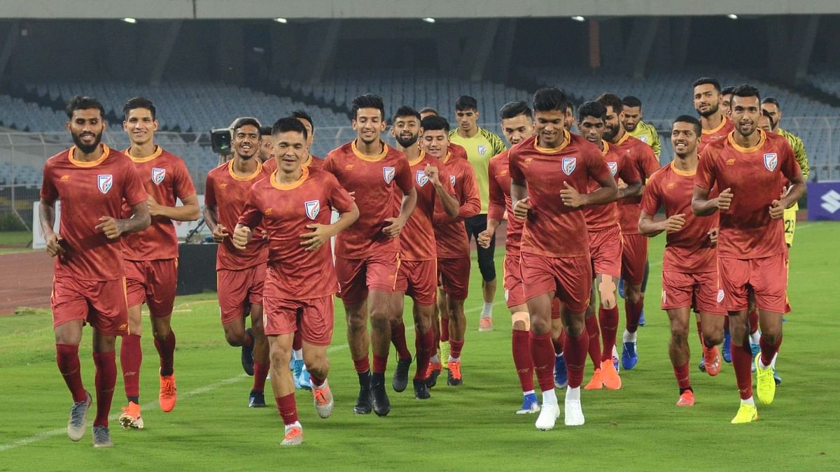 India vs Afghanistan FIFA WC Qualifier: Where to Watch Online