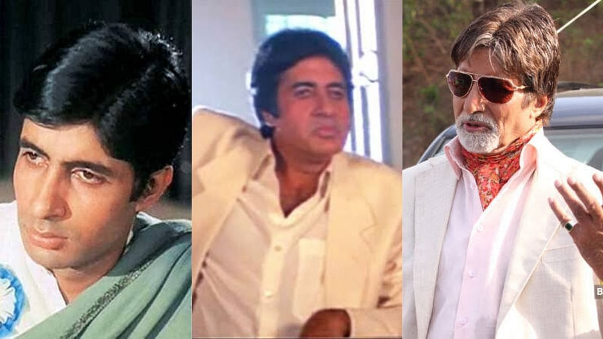 'Zanjeer' to 'Paa': Celebrating 50 Years of Bachchan in 50 Pics