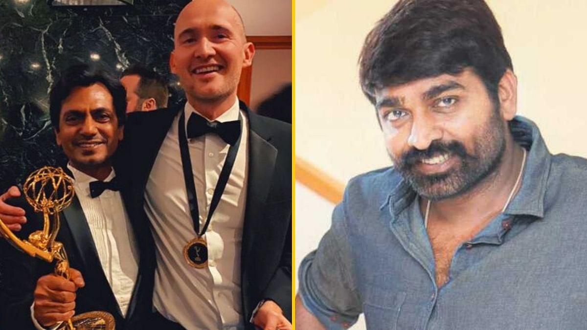 QuickE: Nawazuddin's 'McMafia' Wins Int'l Emmy & More