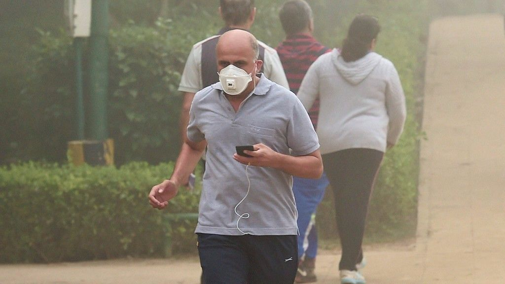 Rains Expected to Improve 'Very Unhealthy' Air Quality in Delhi