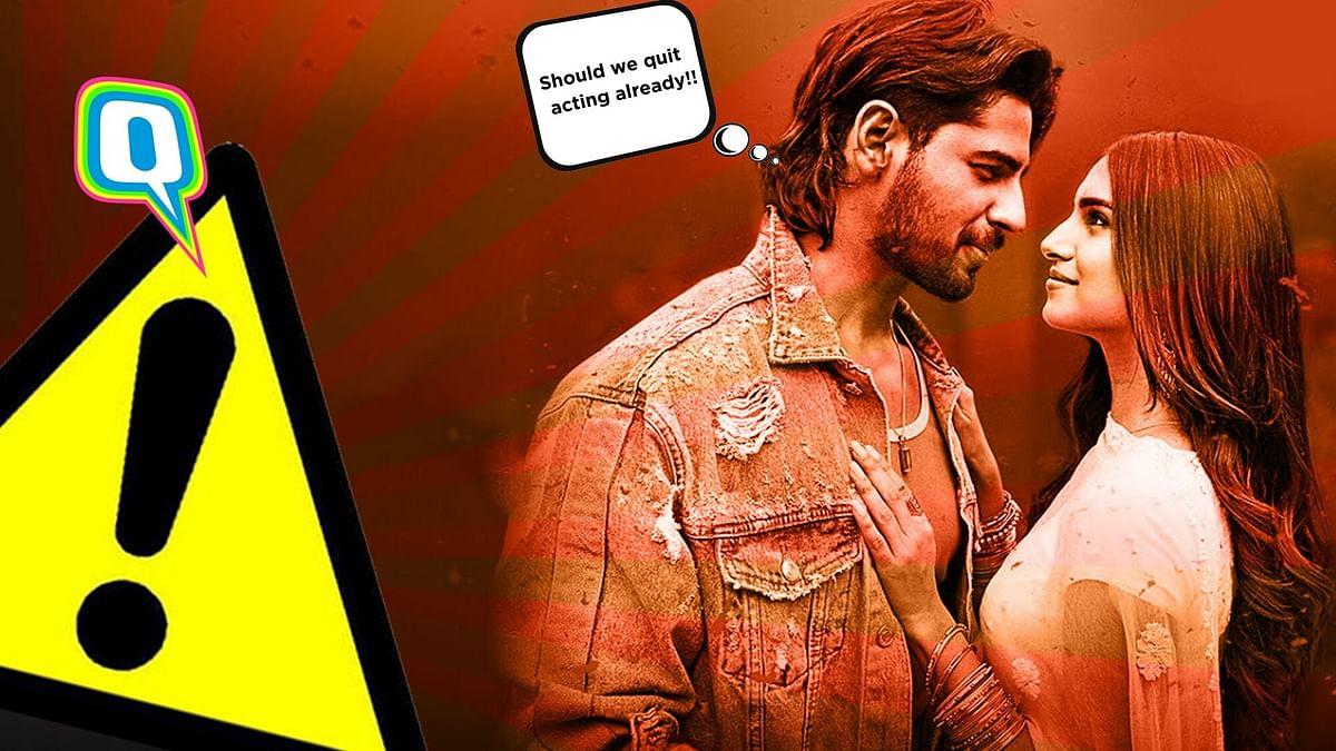 Sidharth Malhotra and Tara Sutaria's <i>Marjaavaan</i> is not worth your time.