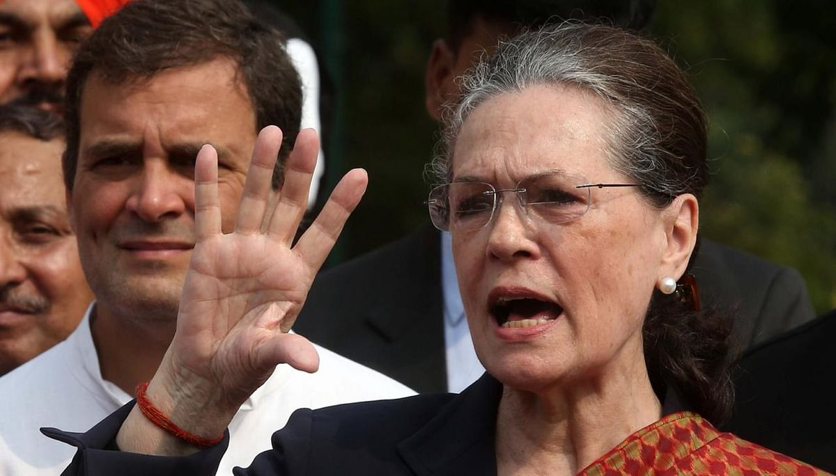 10 kg Grains to NFSA Beneficiaries, Vulnerable People: Sonia to PM