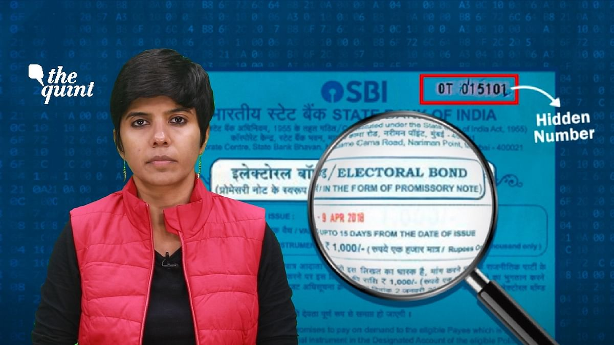 The Quint Exposed Electoral Bonds in 2018 & Opposition Ignored It