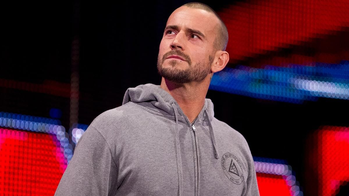 CM Punk Returns to the WWE on 'WWE Backstage'
