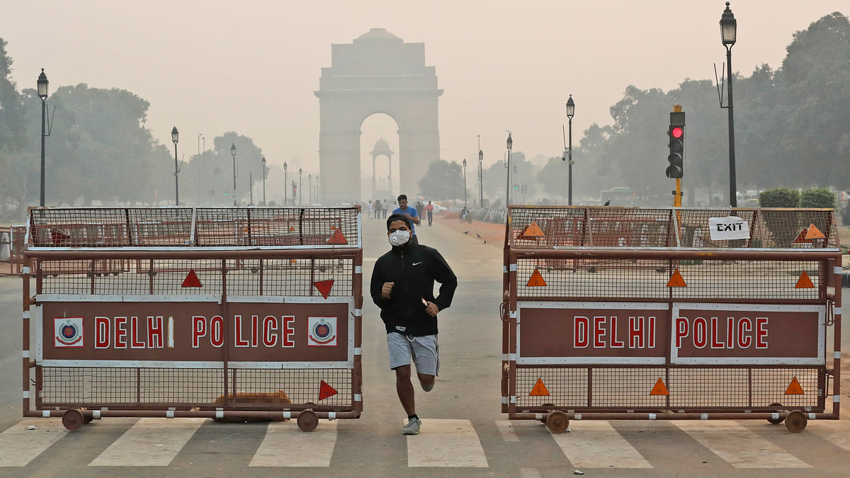 Book Excerpt: When Delhi's Air Was Black With Smog — In 1996