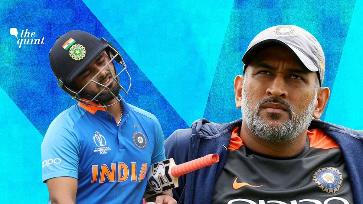 Why MS Dhoni's Comeback Could Be a Blessing in Disguise for Pant