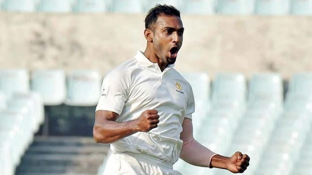 Abhimanyu  Mithun is currently part of the Karnataka squad in Surat which is taking part in the Syed Mushtaq Ali Trophy.