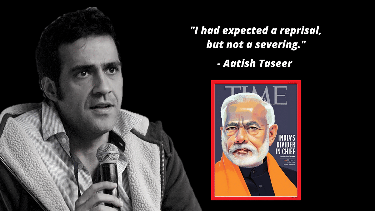 Nobel Winners Urge PM Modi to Restore Aatish Taseer's Citizenship