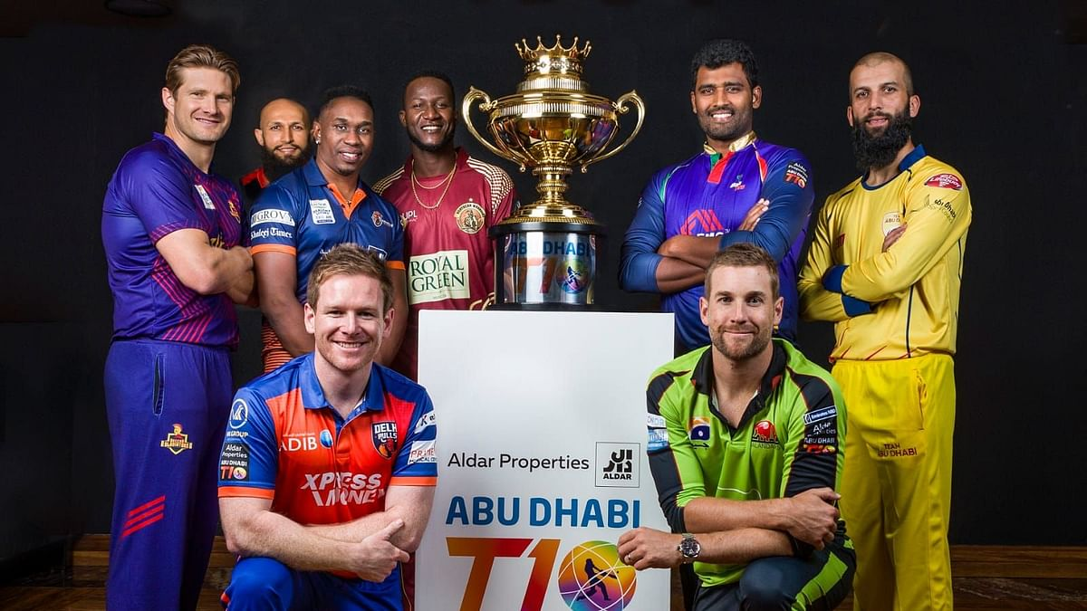 Pakistan's Star Cricketers Give Third Edition of T10 League a Miss