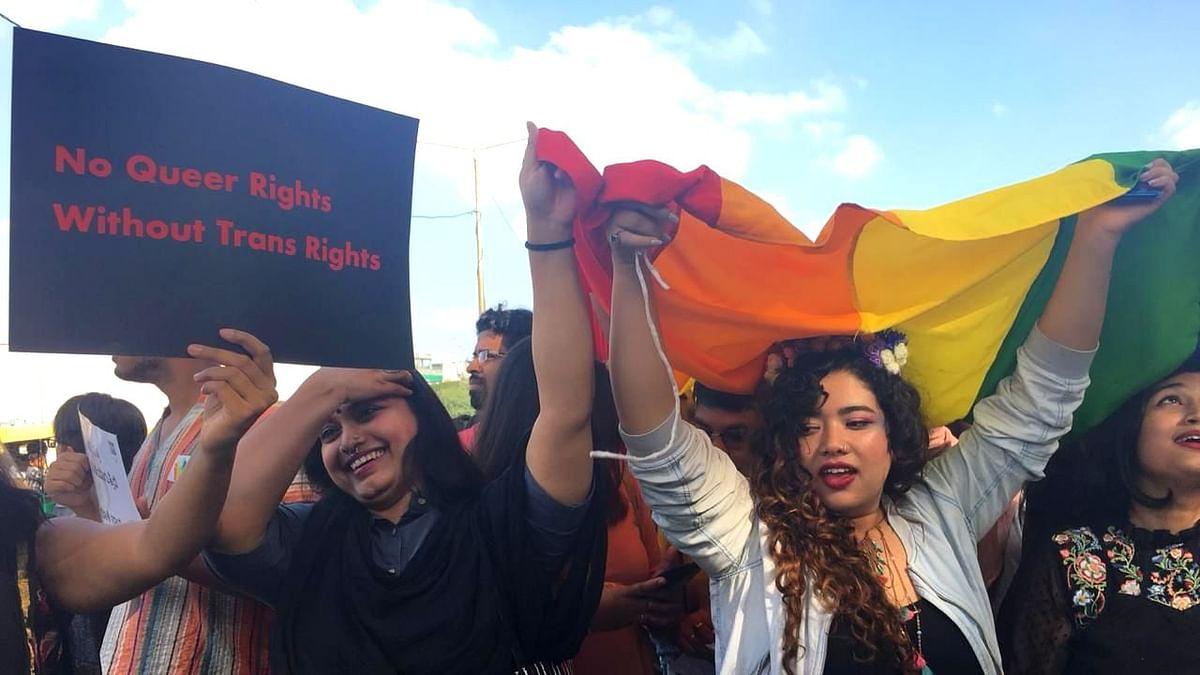In Photos: Thousands Join Pride March in Delhi, Bengaluru