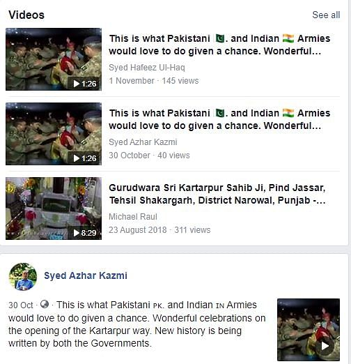 India, Pak Troops Celebrating Kartarpur Opening? No, Video Is Old