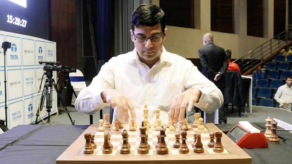 Viswanathan Anand Not Giving Up, Wants to Have a 'Lighter' 2020
