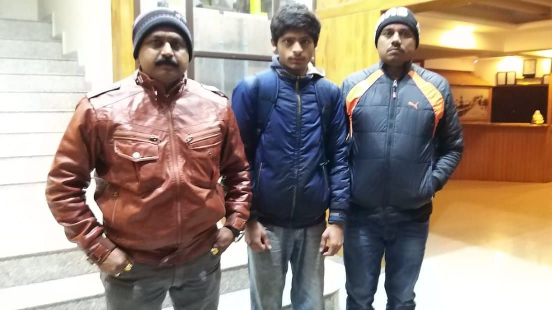Riches to Rags: Millionaire's Son Found Sleeping on Shimla Road