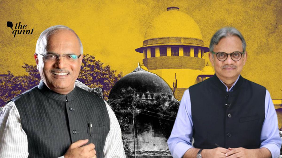 BJP Vice-President Vinay Sahasrabuddhe Speaks on Ayodhya Verdict