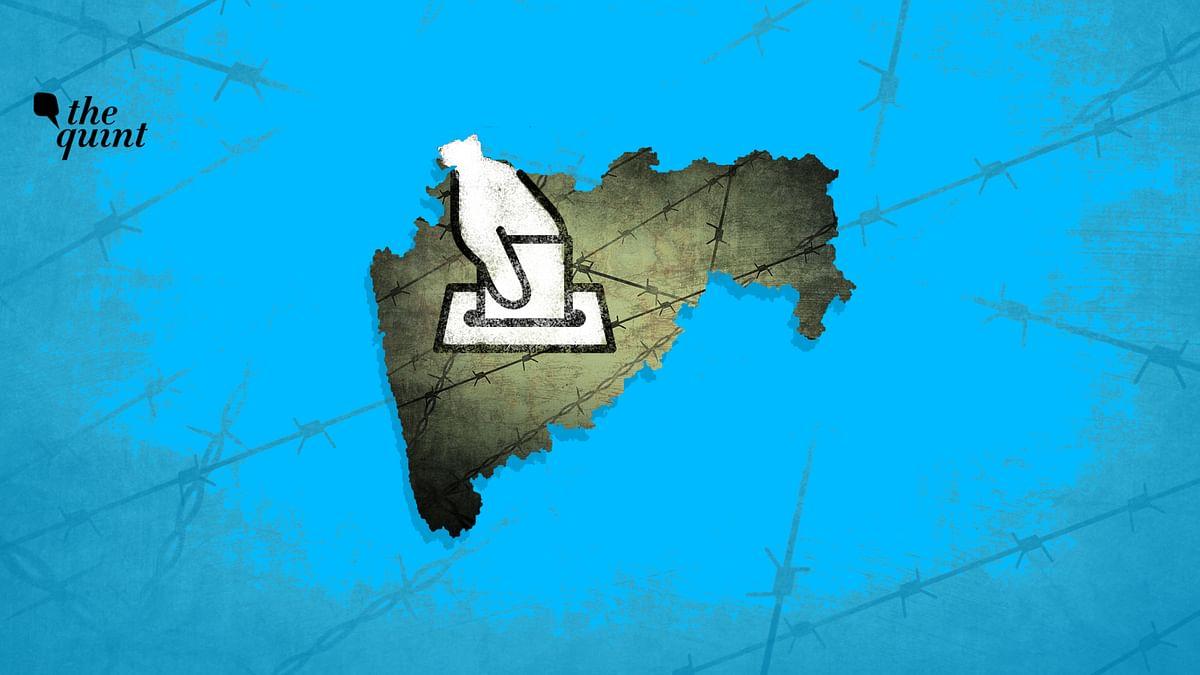 Image of Maharashtra map used for representational purposes.