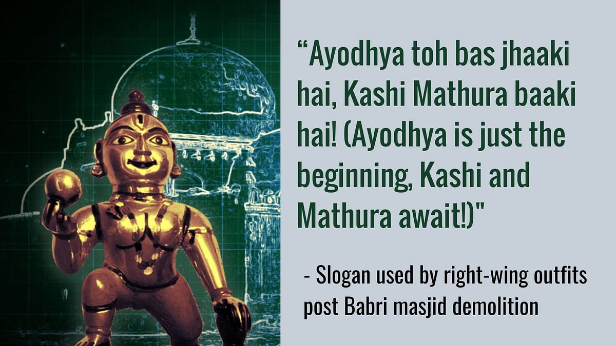 RSS Cadre Sure of Ayodhya Verdict, Say Mathura's Idgah Maybe Next