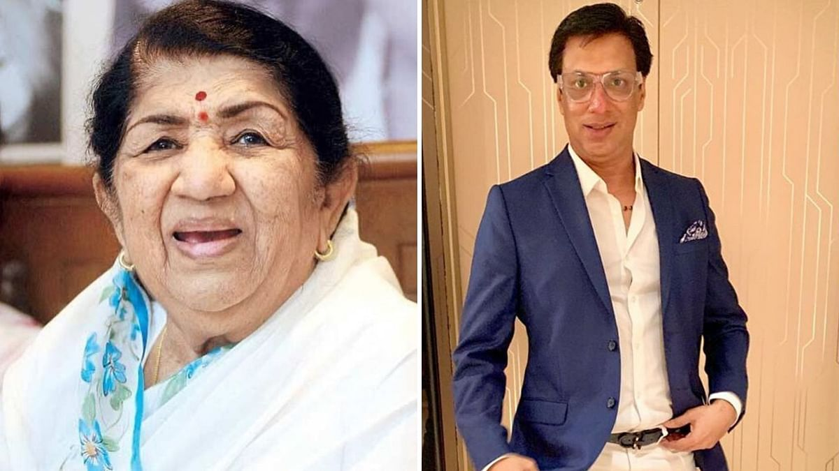 Madhur Bhandarkar has visited Lata Mangeshkar in hospital.