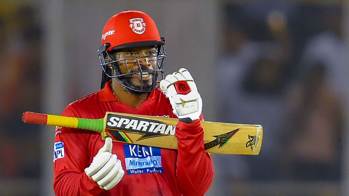 Chris Gayle has been retained by Kings XI Punjab while some other big names have been released.
