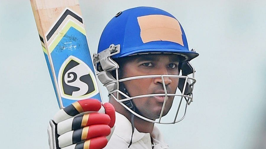 Among the performances that backed the resolute performance staged by Karnataka was that of wicketkeeper-batsman CM Gautam.