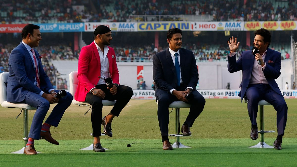 Pink Ball Test: Team India Legends Relive Glorious Eden Moments