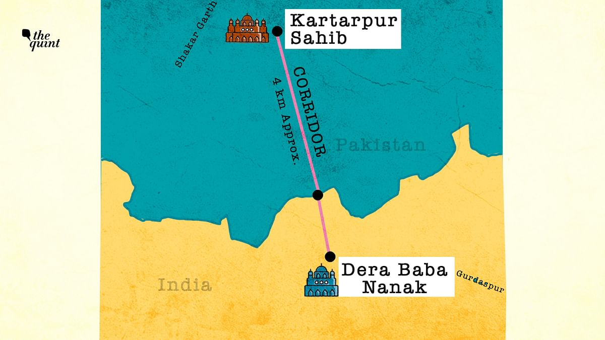 How Far Is Kartarpur Sahib From Punjab's Dera Baba Nanak? Not Very