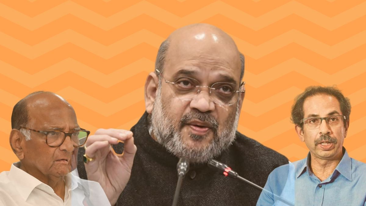 Has Shah's 'Chanakya Niti' Met its Match in Pawar and Thackeray?